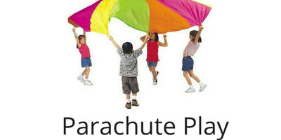 Parachute Play for Young Children (ages 18-30 months)