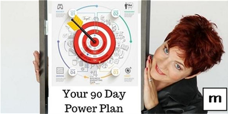 Business blueprint workshop with silvia mah tickets sat dec 9 carlsbad 90 day power planning visioning q3 2018 tickets malvernweather Choice Image