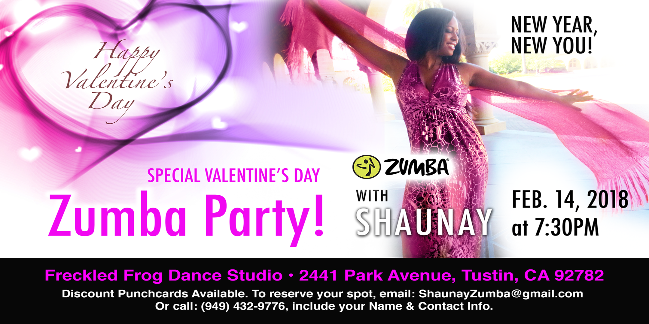 Special Valentine S Day Zumba Party 14 Feb 2018