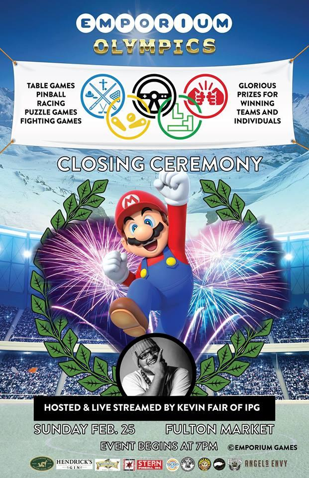 2018 Emporium Winter Olympics: Closing Ceremo