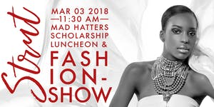 Mad Hatters Scholarship Luncheon and Fashion Show