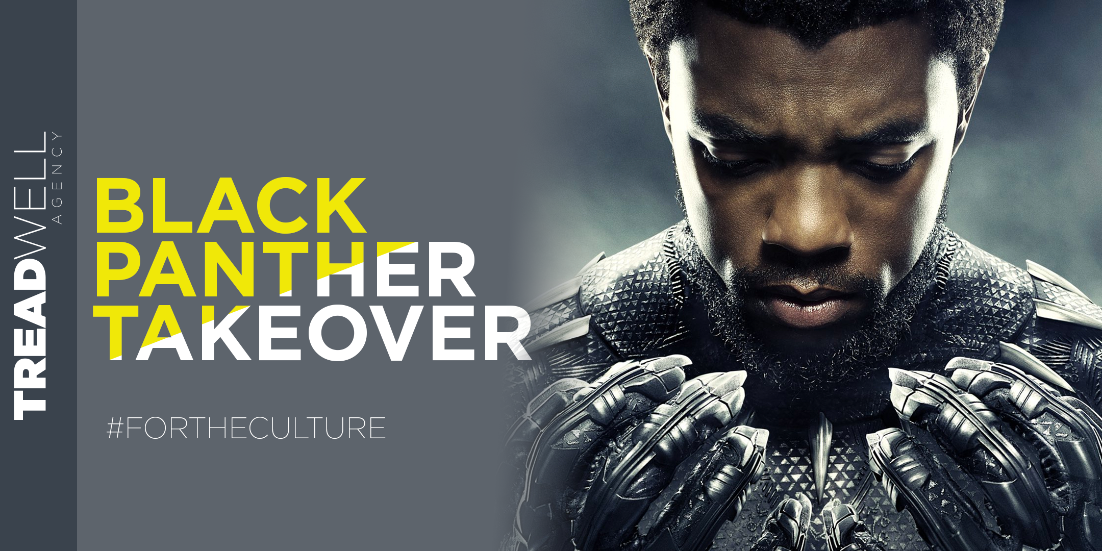 Black Panther Theater Takeover - Treadwell Ag