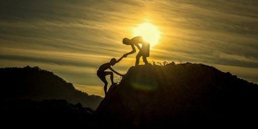 Der Mensch ist als Schöpfer geboren, als Schöpfer seiner Realität. (Stufe 4)