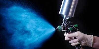 Spray Painting Course - 9.30am-5.00pm