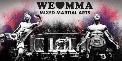 We love MMA •46•  02.02.2019 Hannover Swiss Life Hall