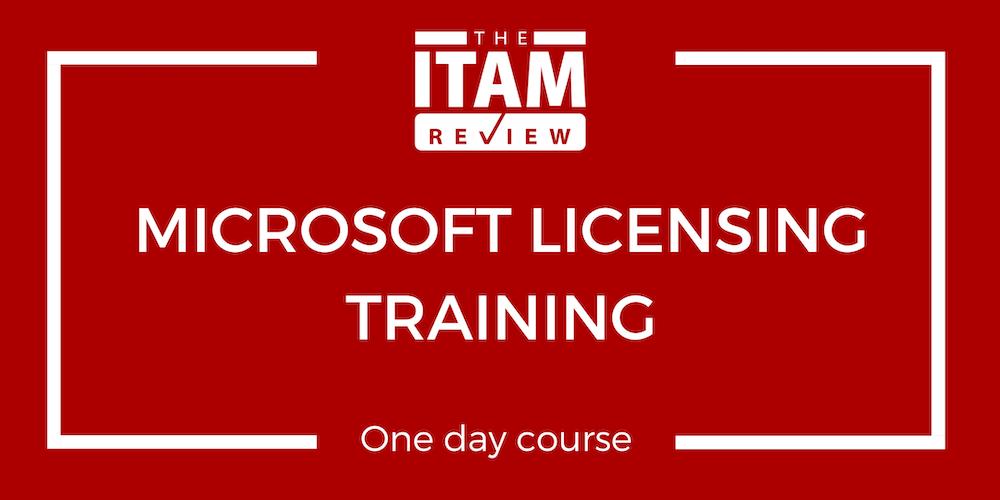 2018 Australia Microsoft Licensing Training Course Tickets Mon 26