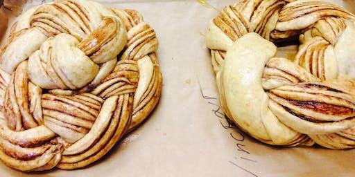 Jewish Breads and Patisserie Workshop - 6 June 2020