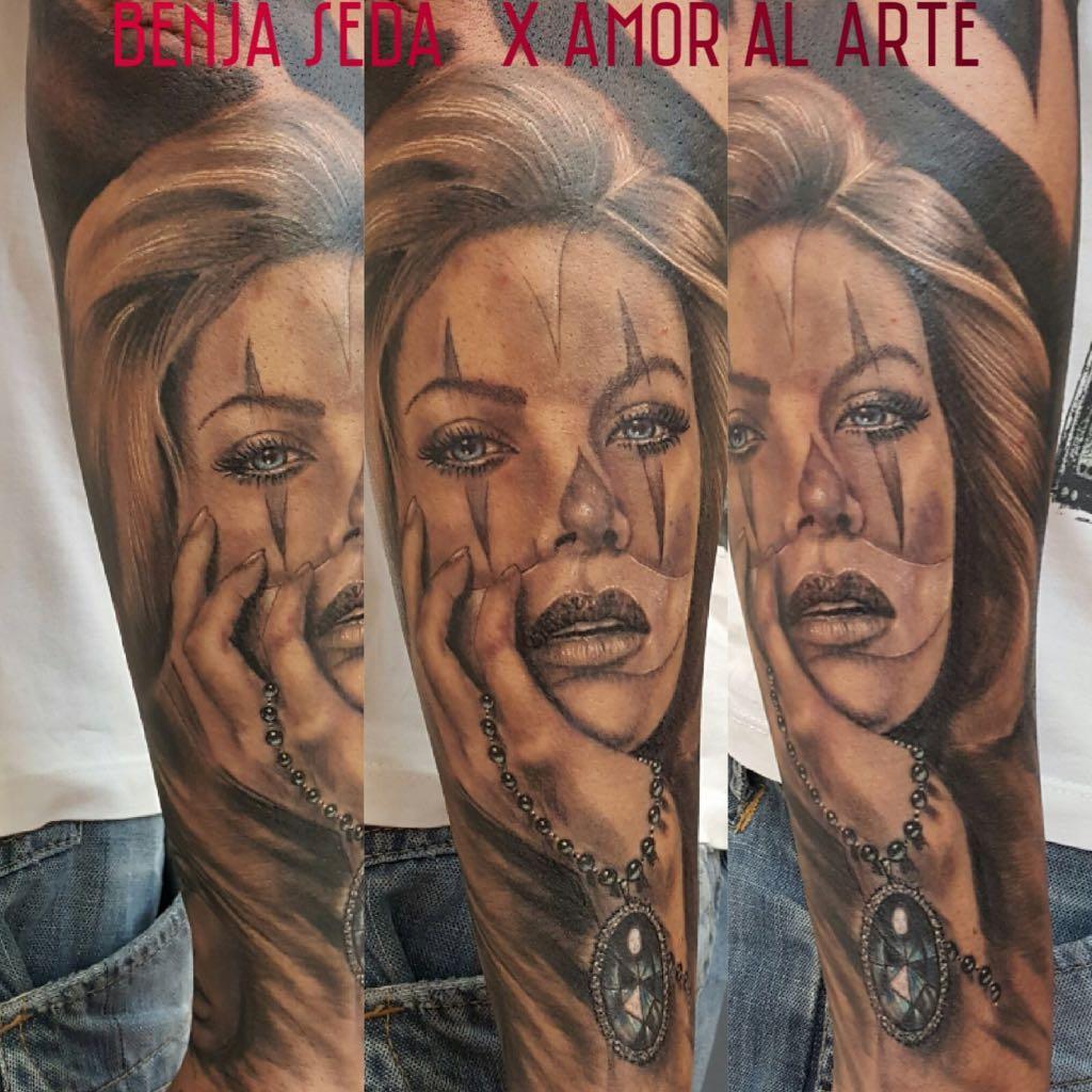 Seminario de Realismo en el Tatuaje – Benja S