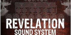 Revelation Sound System + Rub A Dub Hi-Fi