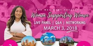 Women Supporting Women Cincinnati Ohio Panel Discussion