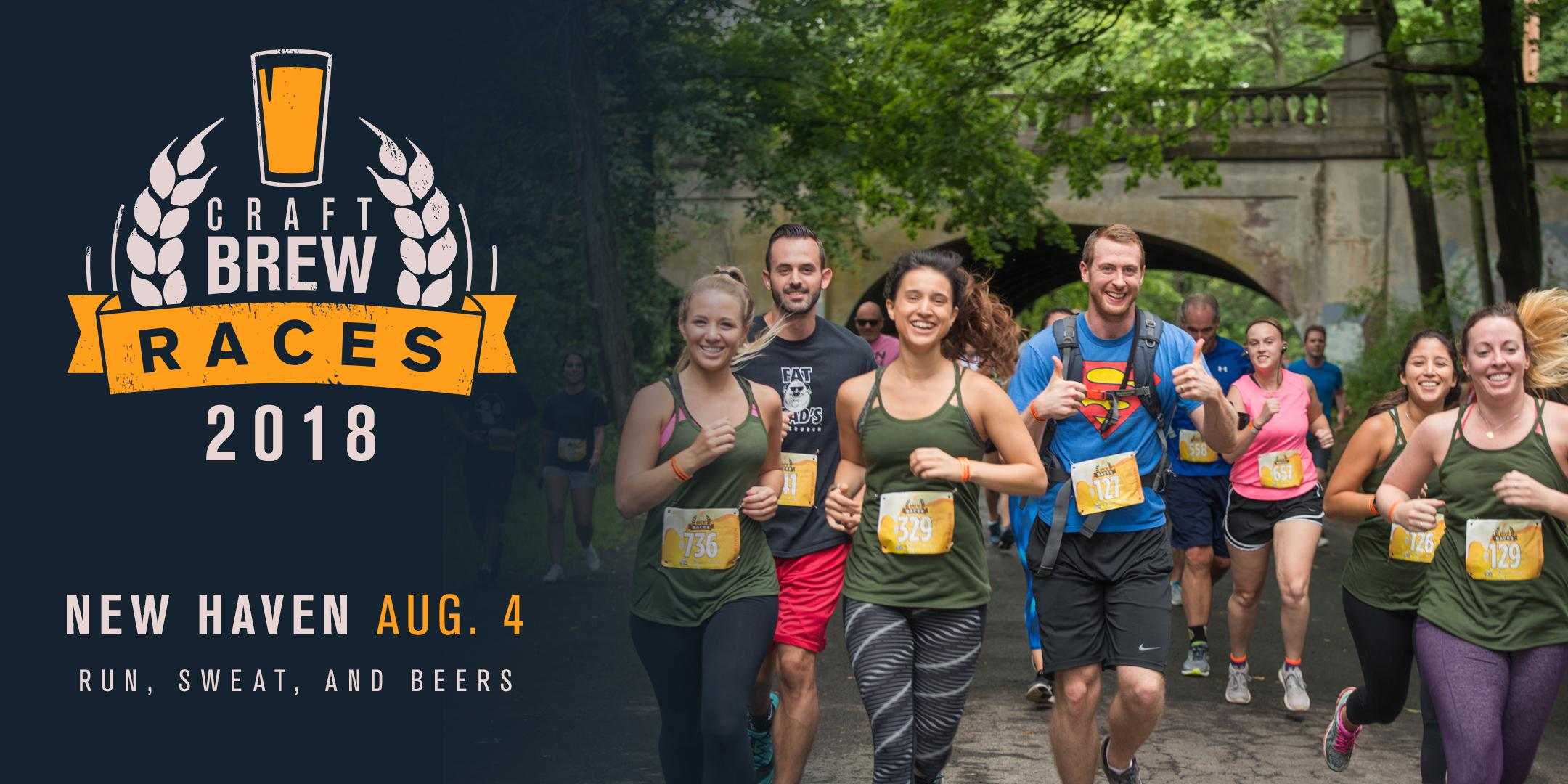 Craft Brew Races | New Haven 2018