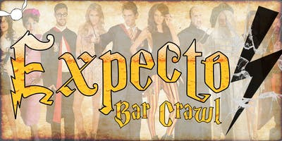 event in Seattle: Expecto Bar Crawl - Seattle