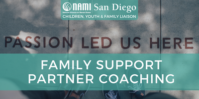 Family Support Partner Coaching Meeting
