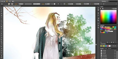 Illustrator / Infographics- Adobe Creative Suite for Beginners tickets