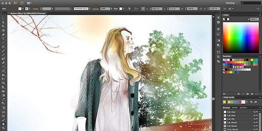 Illustrator / Infographics- Adobe Creative Suite for Beginners