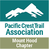 Pacific Crest Trail Association, Mount Hood Chapter logo