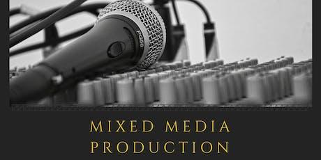 Mixed Media Summer Camp 2019 tickets