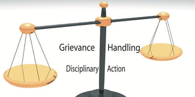 Complex Grievance & Disciplinary Management Full-day Workshop