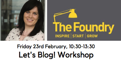 The Foundry presents: Let's Blog Workshop