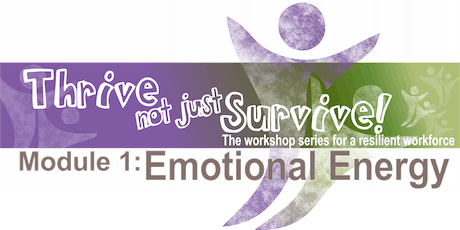 Emotional Energy (Module 1) - Townsville tickets