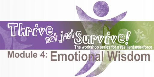 Emotional Wisdom (Module 4) - Townsville