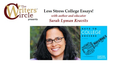 less stress college essays tickets sat sep at pm  less stress college essays tickets