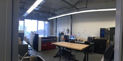 Getting Started in the Digital Fabrication Shop - For Beginners