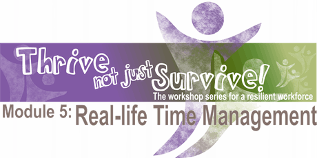 Real-life Time Management (Module 5) - Townsville tickets