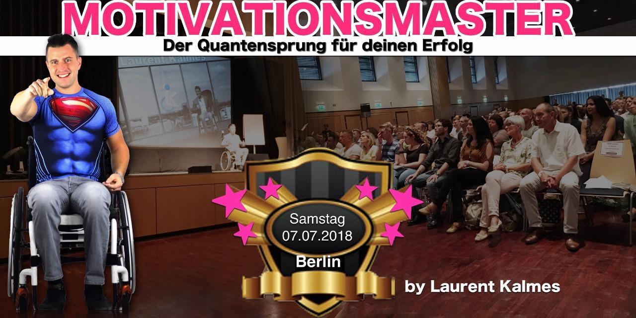 Motivationsmaster - Berlin