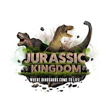 Jurassic Kingdom Tour Glasgow logo