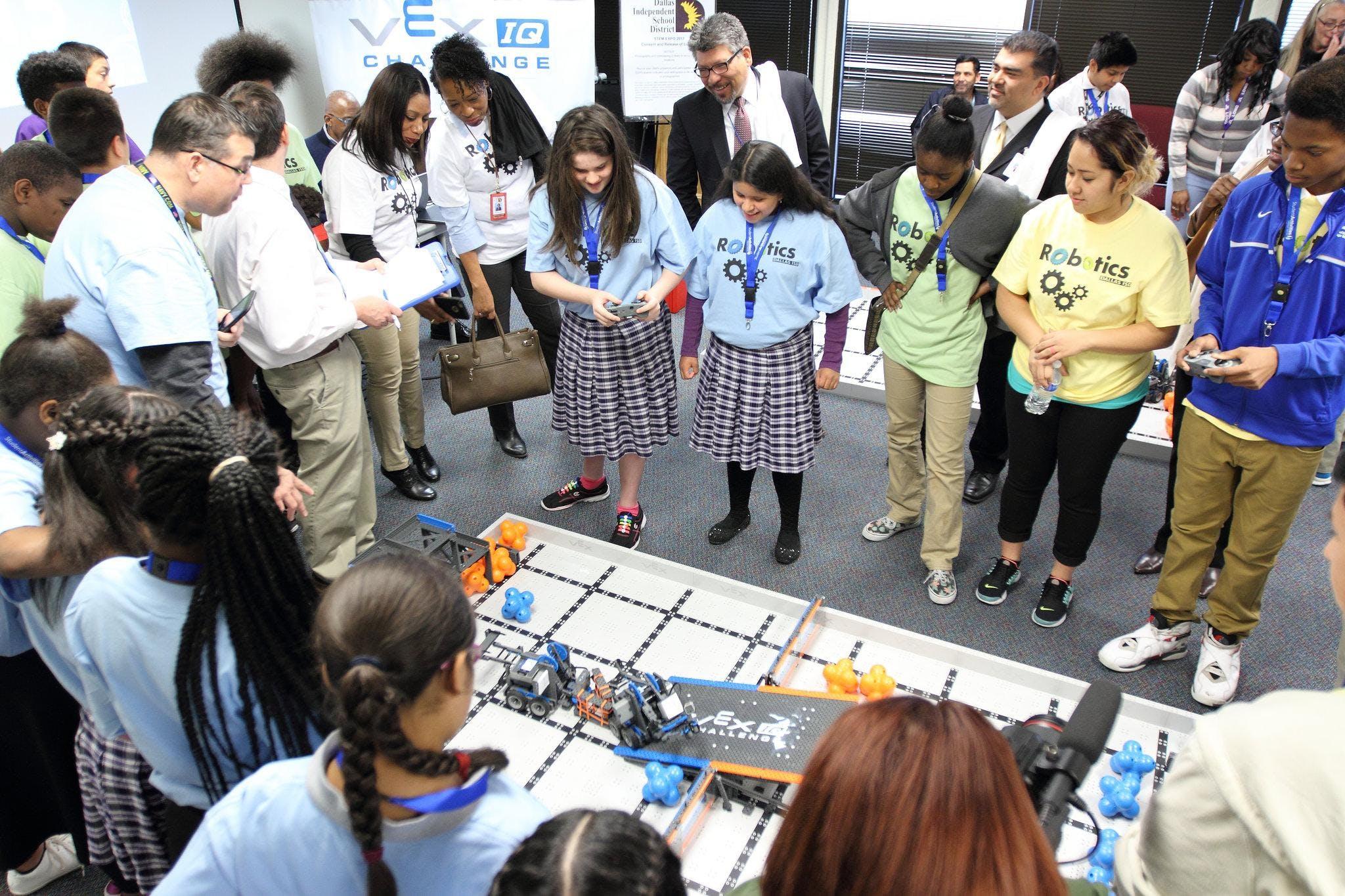 Dallas ISD Public School Choice & Special Pro