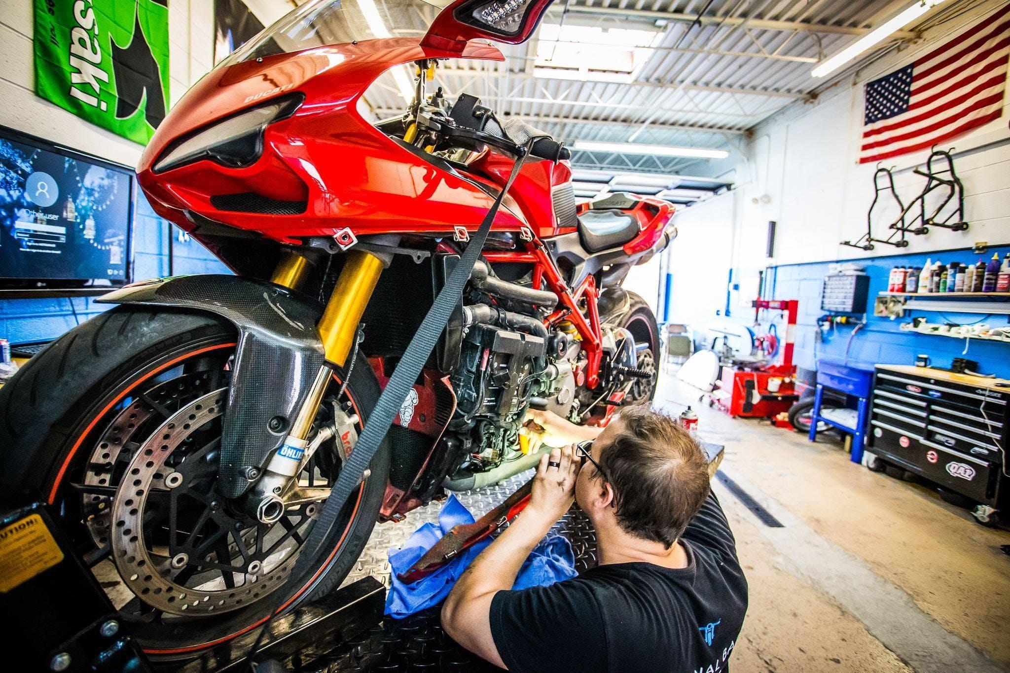 motogarage mg101 intro to motorcycle mechanics