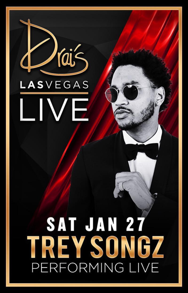 Drais Nightclub Wtrey Songz Guestlist Only 27 Jan 2018