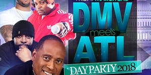 THE DMV meets THE ATL DAYPARTY AT WILD WINGS in the EPI...