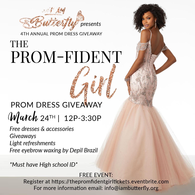 The Prom-Fident Girl - 24 MAR 2018