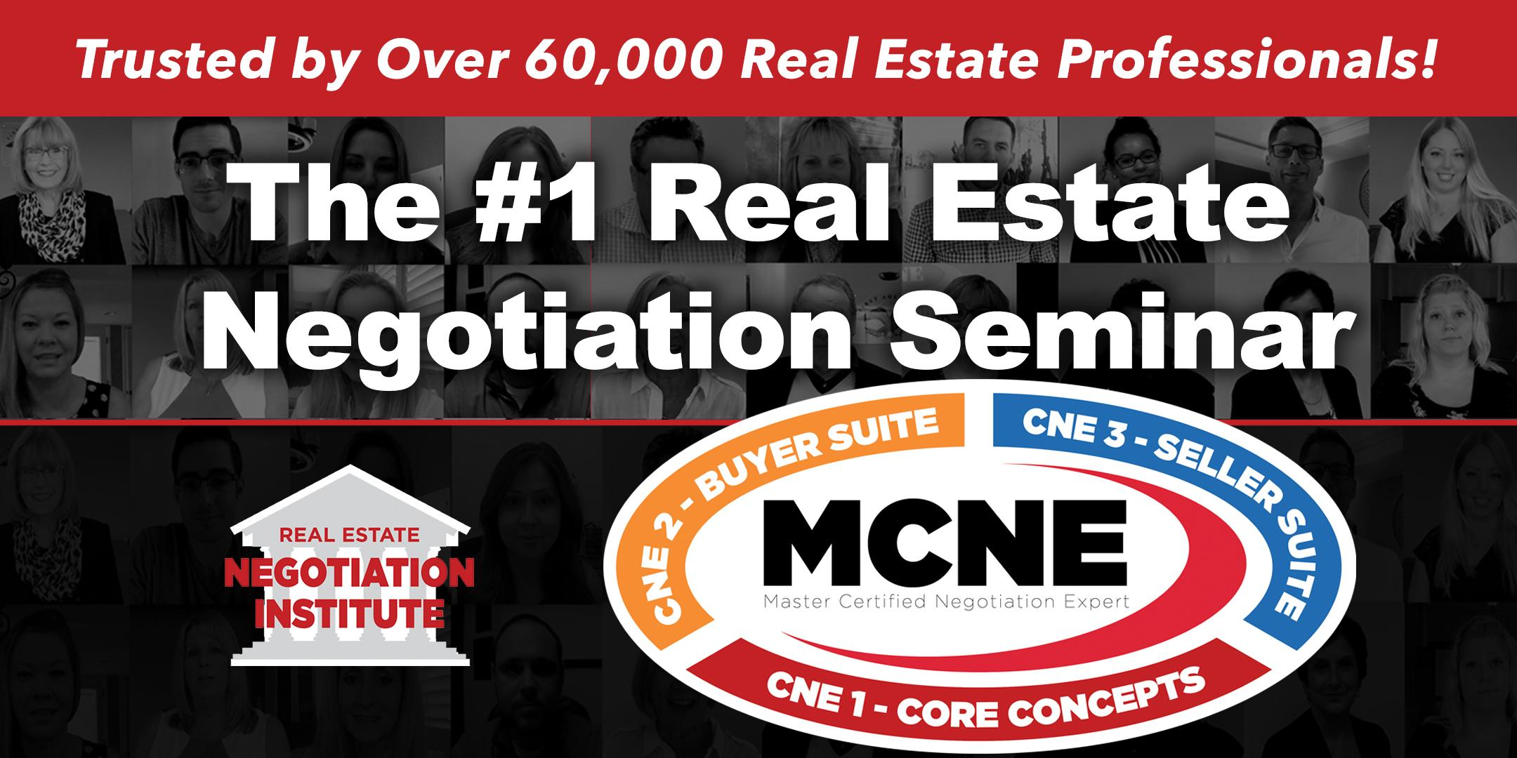 Events cne 1 certified negotiation real estate training dallas tx xflitez Gallery