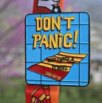 Only $9.00! Geek Day - Don't Panic - 5K- Pittsburgh