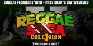 REGGAE VS SOCA COLLISION #GQEVENT