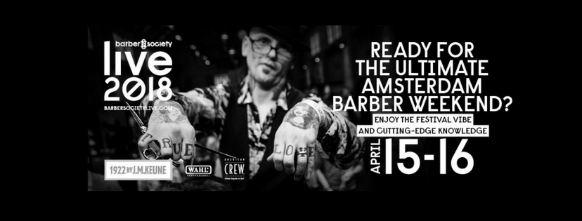BarberSociety Live 2018