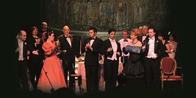 I Virtuosi dell'opera di Roma - La Traviata at Saint Paul within the walls Church