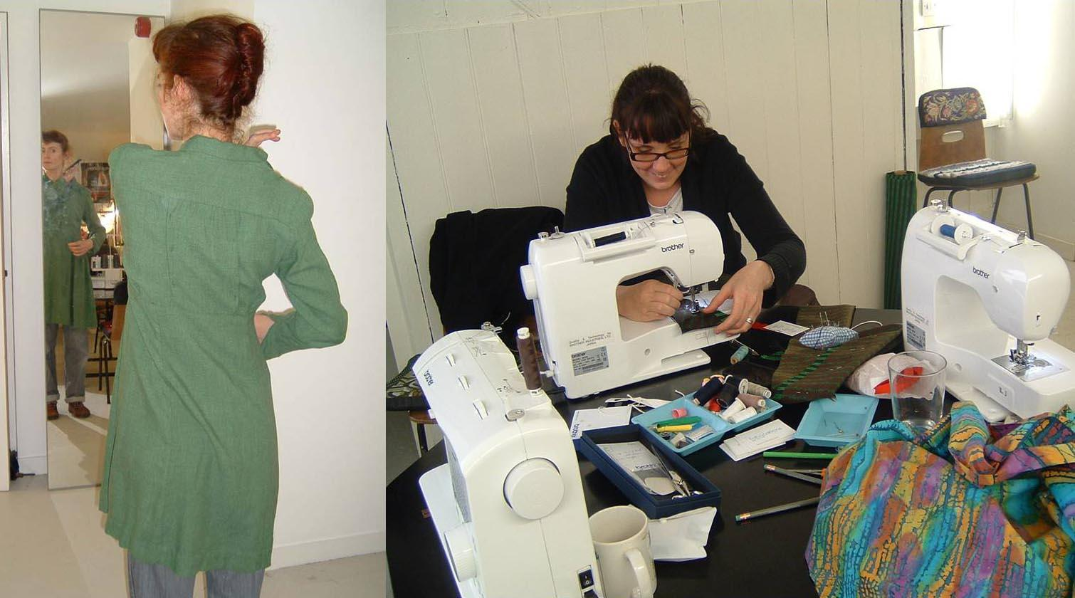 Introduction to garment repairs & alterations