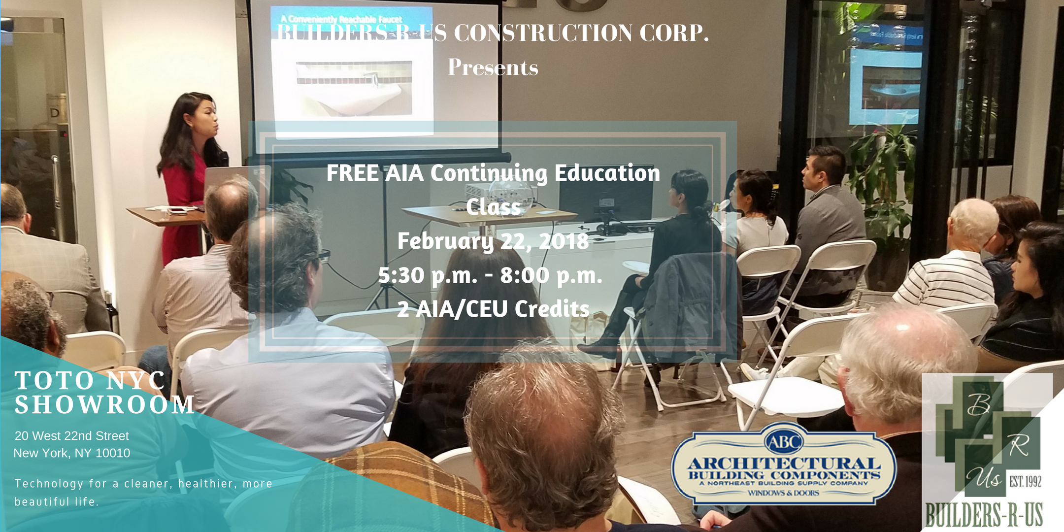 FREE AIA Continuing Education Class- 2 AIA/CEU Only 5 Seats left ...
