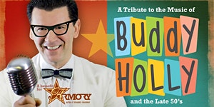 Tribute to the Music of Buddy Holly featuring Todd...