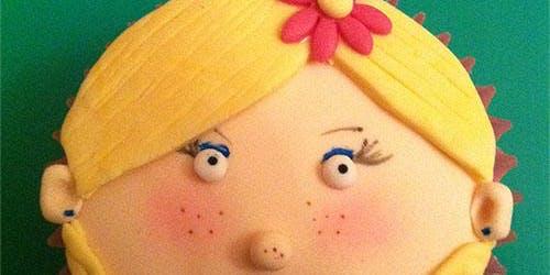 Creating Cupcake Faces