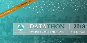Datathon 2018: The First Global Data Challenge