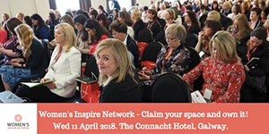 Women's Inspire Network - Claim your space and own it!