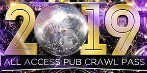 Boston New Year's Eve Pub Crawl All Access Pass...