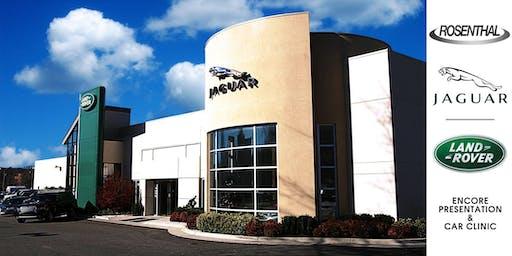 Rosenthal Jaguar & Land Rover Car Clinic