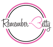 Remember Betty NYC logo