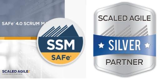 SAFe Scrum Master with SSM Certification in Sacramento
